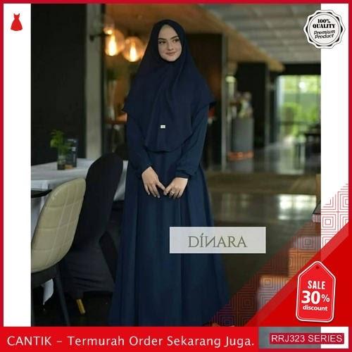 Jual RRJ323D99 Dress Vamosa Syari Wanita Lh Terbaru Trendy BMGShop