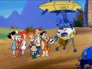 Yabba-Dabba Do! 'The Flinstones' Coming To MeTV | WVXU |Scooby Doo Meets The Flintstones