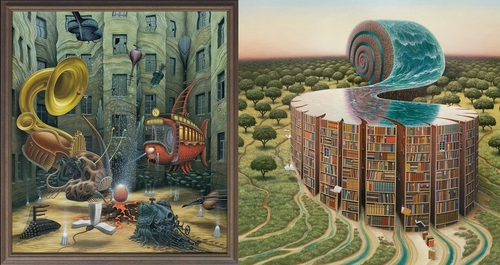 00-Jacek-Yerka-Surrealism-in-Dreamlike-Oil-Paintings-www-designstack-co