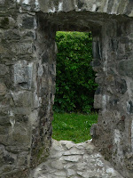 monastic doorway ireland copyright kerry dexter