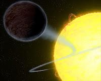 Exoplanet WASP-12b