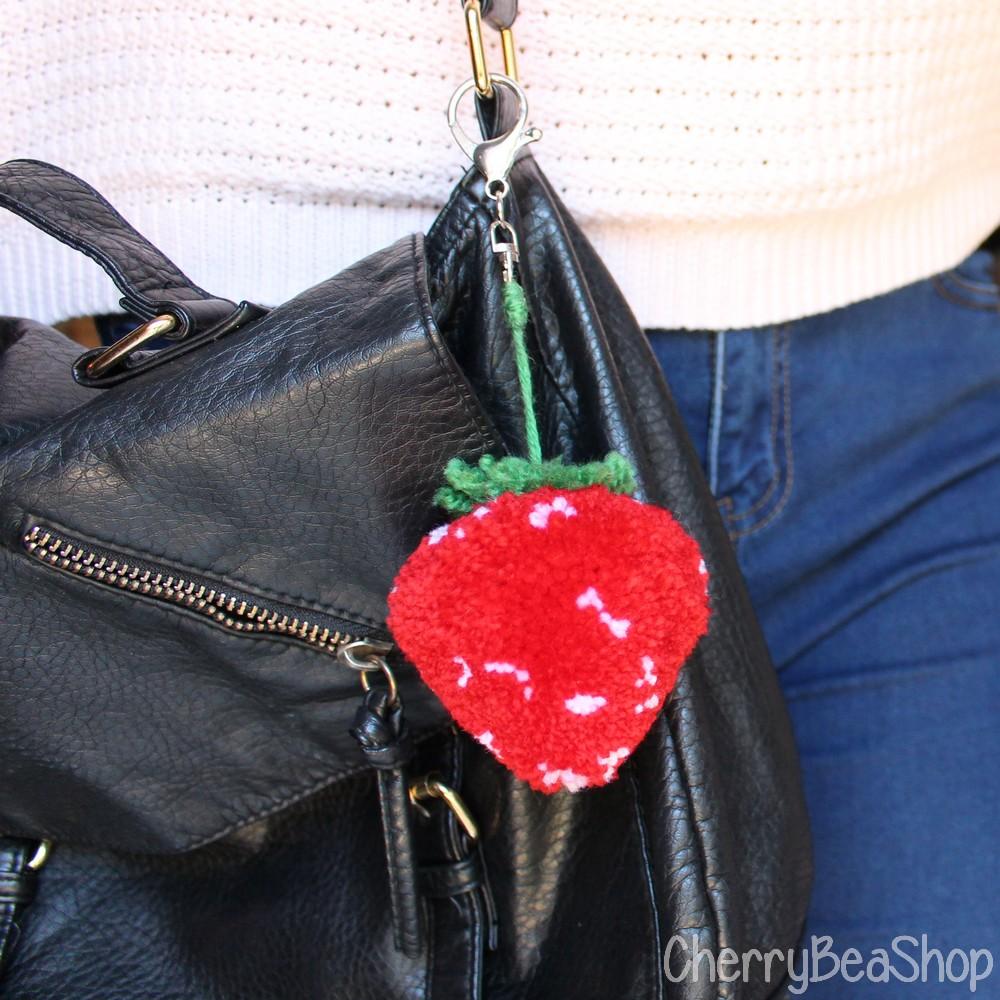 pompon-fraise