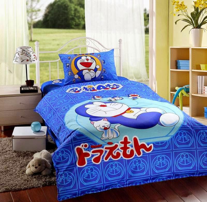 Desain Rumah Tebaru: 10 Desain Kamar Tidur Anak Doraemon