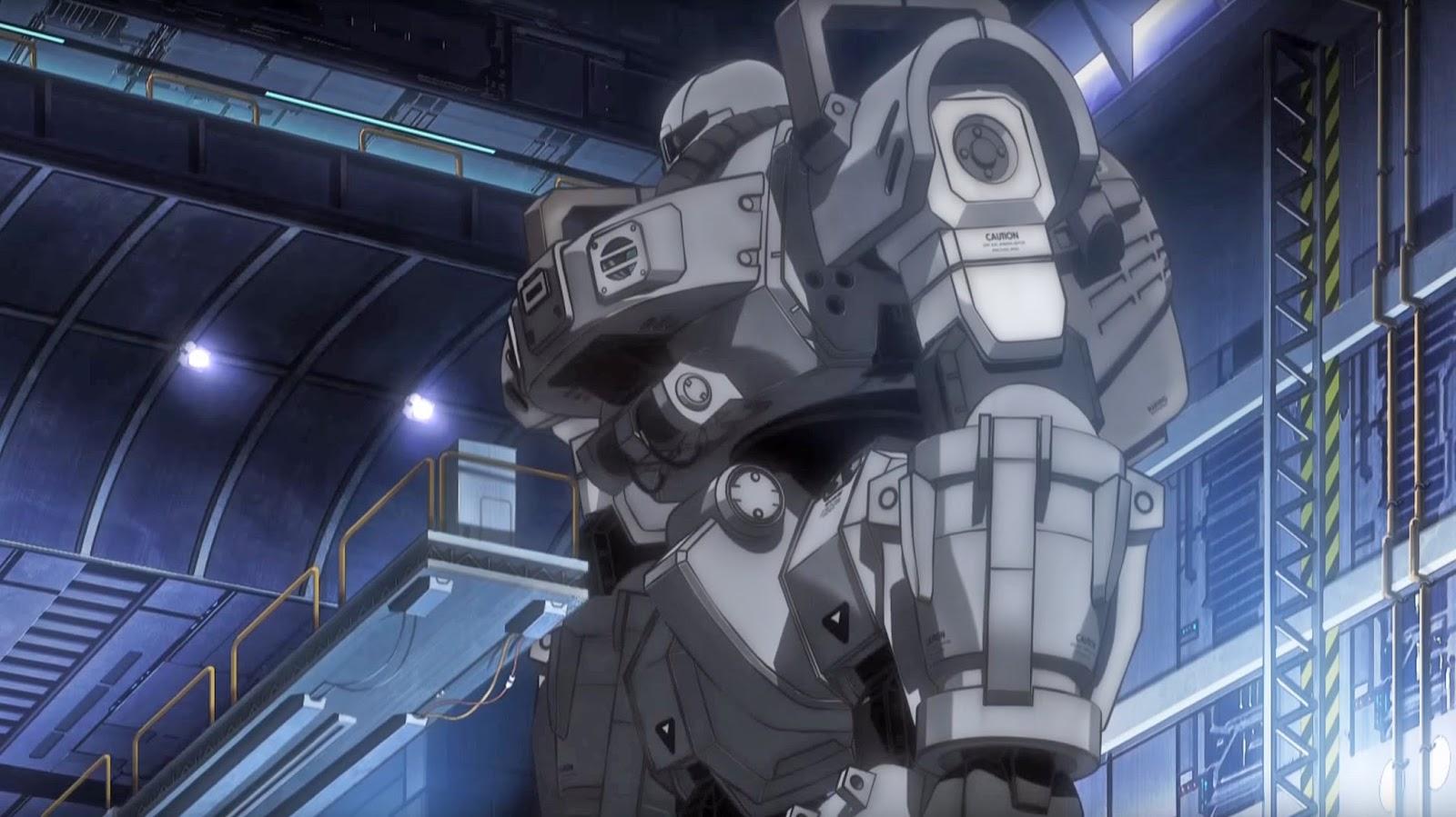 GUNDAM GUY: Mobile Suit Gundam THE ORIGIN III: Dawn of Rebellion - 13 Mins Streaming Video Updated!