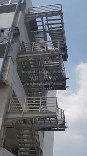 jasa pembuatan tangga trap besi surabaya, sidoarjo, dan sekitarnya