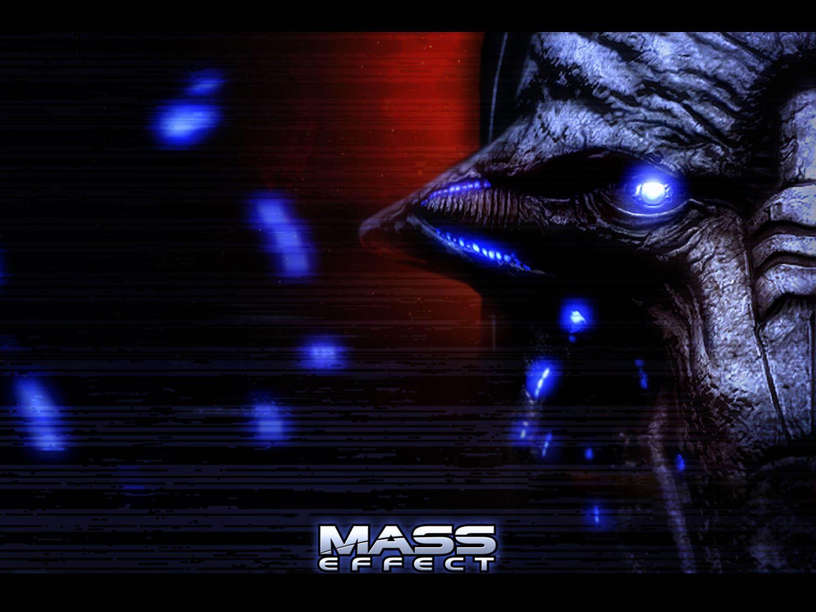 Mass Effect Desktop Backgrounds: Wallpaper: Mass Effect