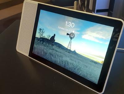 Gracias, Lenovo, por incluir una cubierta de la cámara en su pantalla inteligente