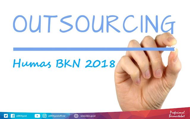 Lowongan Kerja Outsourcing Badan Kepegawaian Negara 2018