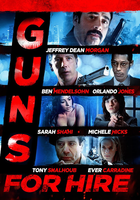 GUNS FOR HIRE (2015) ταινιες online seires oipeirates greek subs