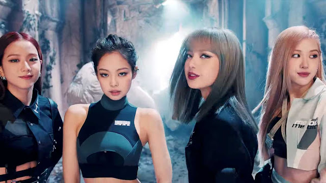 blackpink-kill-this-love-youtube-itunes-rekoru