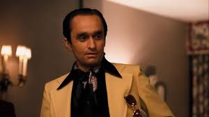 John Cazale as Fredo, The Godfather, directed by Francis Ford Coppola