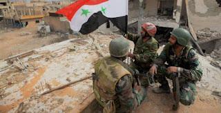 Allahu Akbar! 28 Tentara Syiah Nushairiyah Asal Latakia Tewas dalam Pertempuran di Suriah Timur