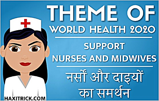 Theme of World Health Day 2020 in Hindi And English