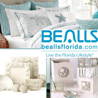 Beach Decor and Fashionables at Bealls