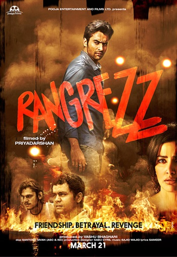 Rangrezz 2013 Hindi 480p HDRip – 350mb
