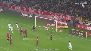 فيديو ملخص واهداف مباراة  ليل وليون السبت  01-12-2018 الدوري الفرنسي