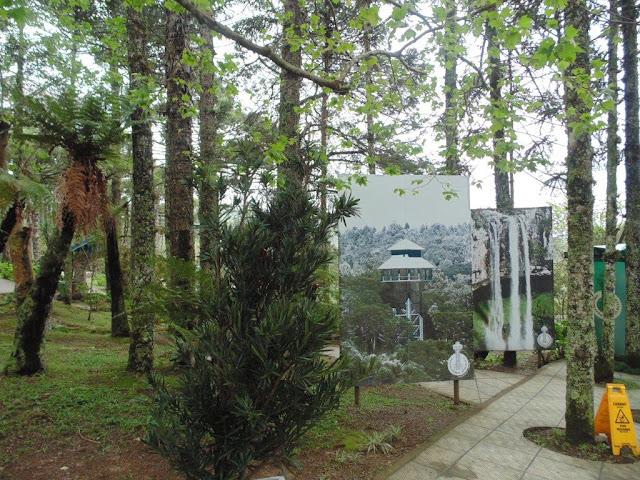 Parque do Caracol em Canela-RS