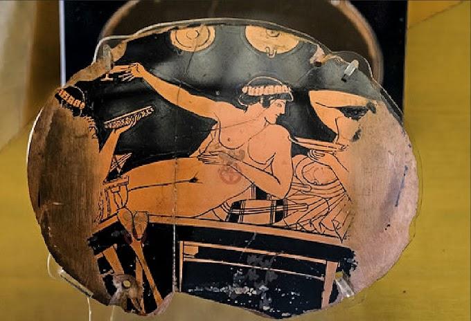 Το αντίτιμο της εταίρας κι η ανταλλαγή δώρων στην Αρχαία Ελλάδα