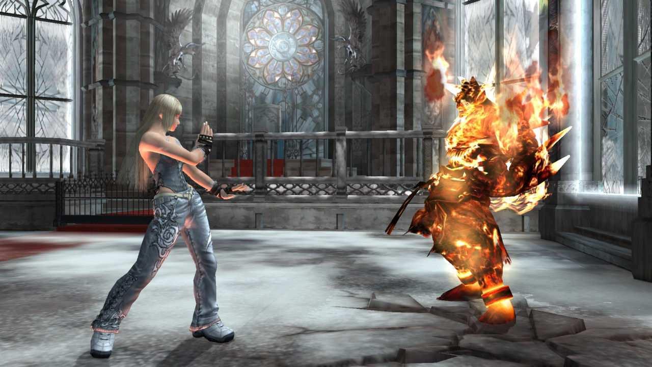 TEKKEN 5 PS2 - Tekken 5 PS2