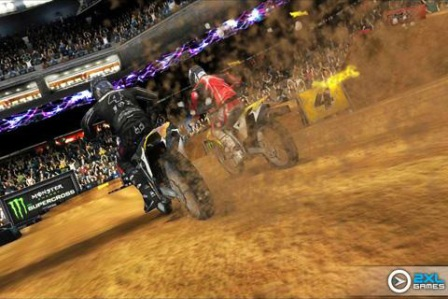 Game Motocross Android