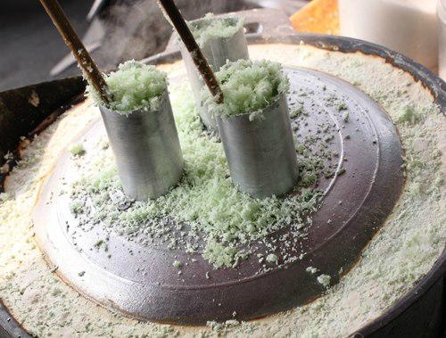 Nồi làm bánh ống Khomer