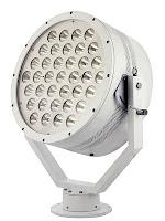 Güçlü LED projektör ışığı