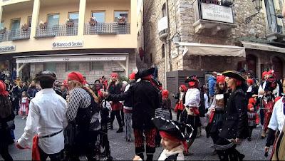 Karnawał na Sycylii