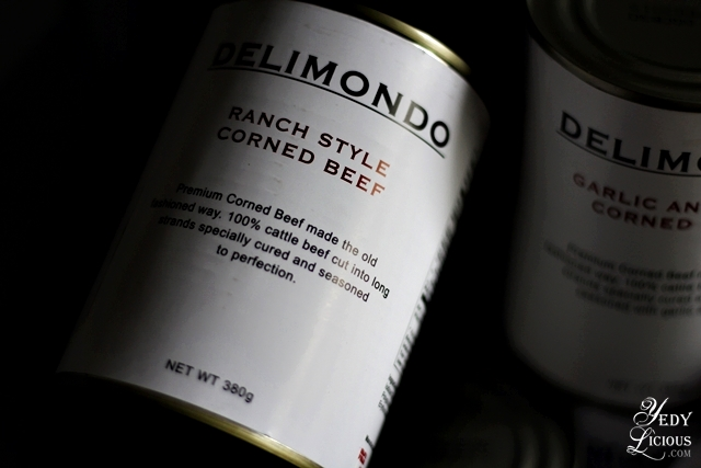 Delimondo Ranch Style Corned Beef Blog Review Philippines