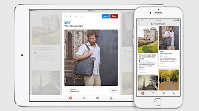 Get to the Future: Pinterest to be the destination of choice for searching and buying