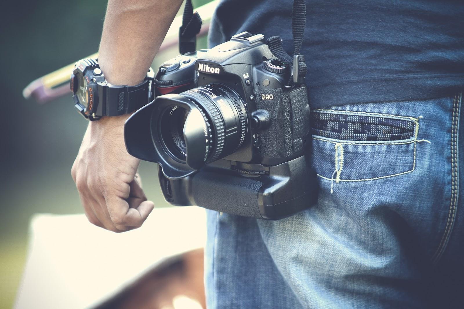 Elegir la mejor cámara DSLR para principiantes - Pintando con imágenes