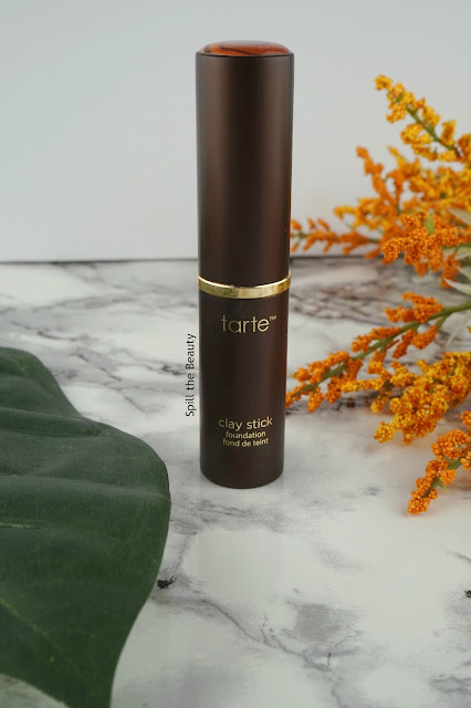 tarte clay stick foundation review swatches before and after fair neutral