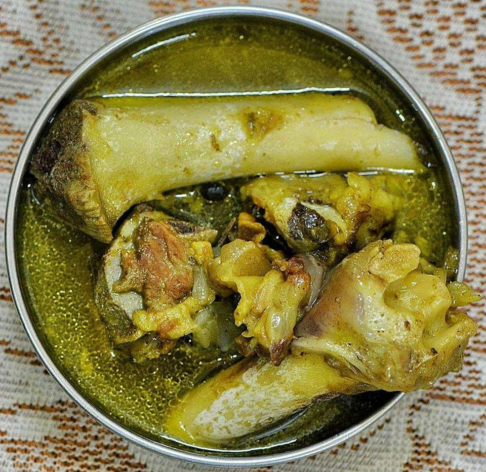 ஈரோடு மாஞ்சோலை மண்பானை விருந்து கொங்கு மட்டன் எலும்பு ரசம்