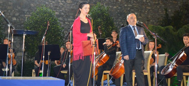 Turkish youth chamber orchestra played concert in Skopje