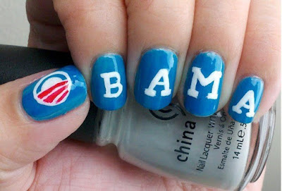 Names Nail Art Designs