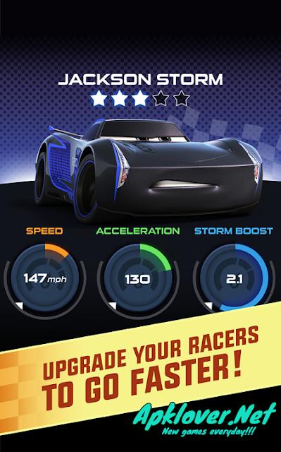 Cars Lightning League MOD APK