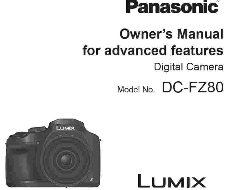panasonic fz82 manual panasonic owners manual user guide rh panasonicusermanualguide blogspot com panasonic camera manuals uk panasonic camera manual pdf