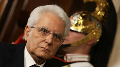 Italian president faces impeachment call