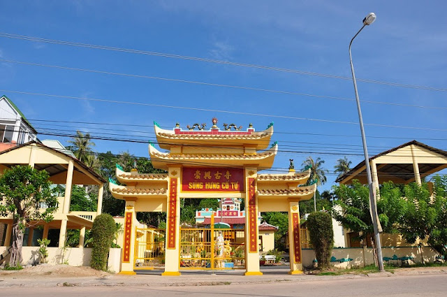 Sung Hung – The oldest pagoda on Phu Quoc Island 1