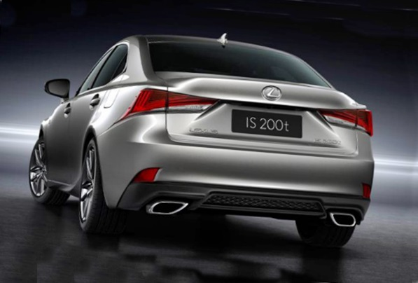 2017 Lexus IS Sedan Review In Philippines