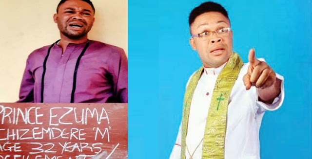 Arrested Gay Pastor Caught Trying To Molest Suspect In Cell