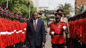 BREAKING: Kenya Supreme Court annuls presidential election