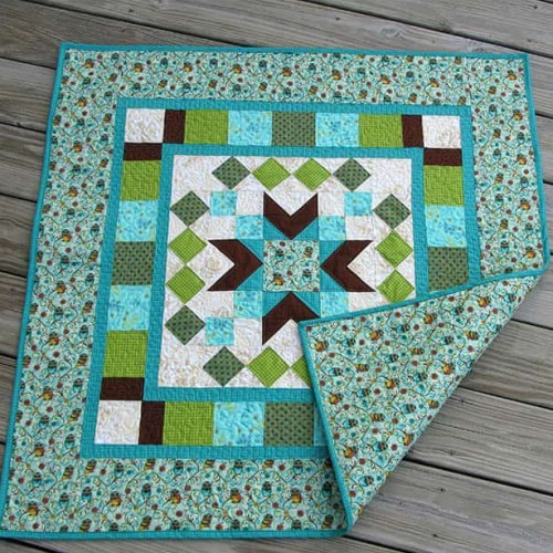 Who's Who Quilt - Tutorial