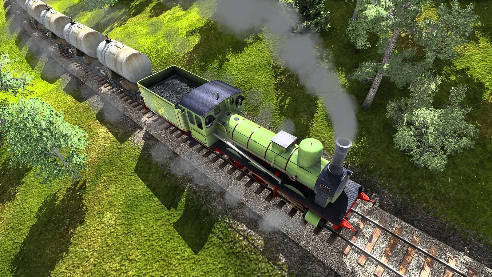Top 5 best Train Games for Android / PC || Trainz Gamestar ...