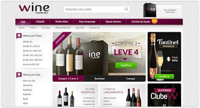 melhores sites para comprar vinhos