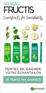 nouveaux shampoings fructis