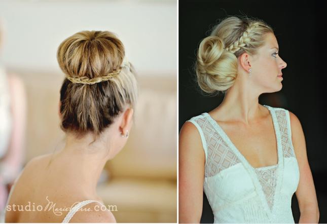 Fabulous Wedding Trends Braided Hairstyles Part 2 Belle The Magazine Short Hairstyles For Black Women Fulllsitofus