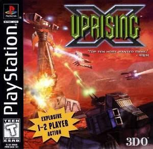 descargar uprising x por mega