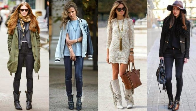 c1fffbd9aa6 10 τρόποι για να φορέσεις τις καουμπόικες μπότες και να μη δείχνεις  ξεπερασμένη!