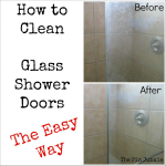 How to Clean Class Shower Doors the Easy Way