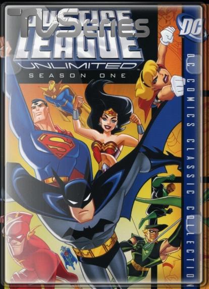 Pelicula La Liga de la Justicia Ilimitada (Temporada 1) HD 1080P LATINO/INGLES Online imagen